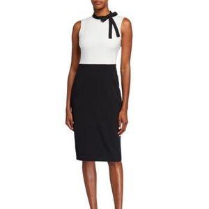 NWT Maggy London Sheath Dress - Size 4